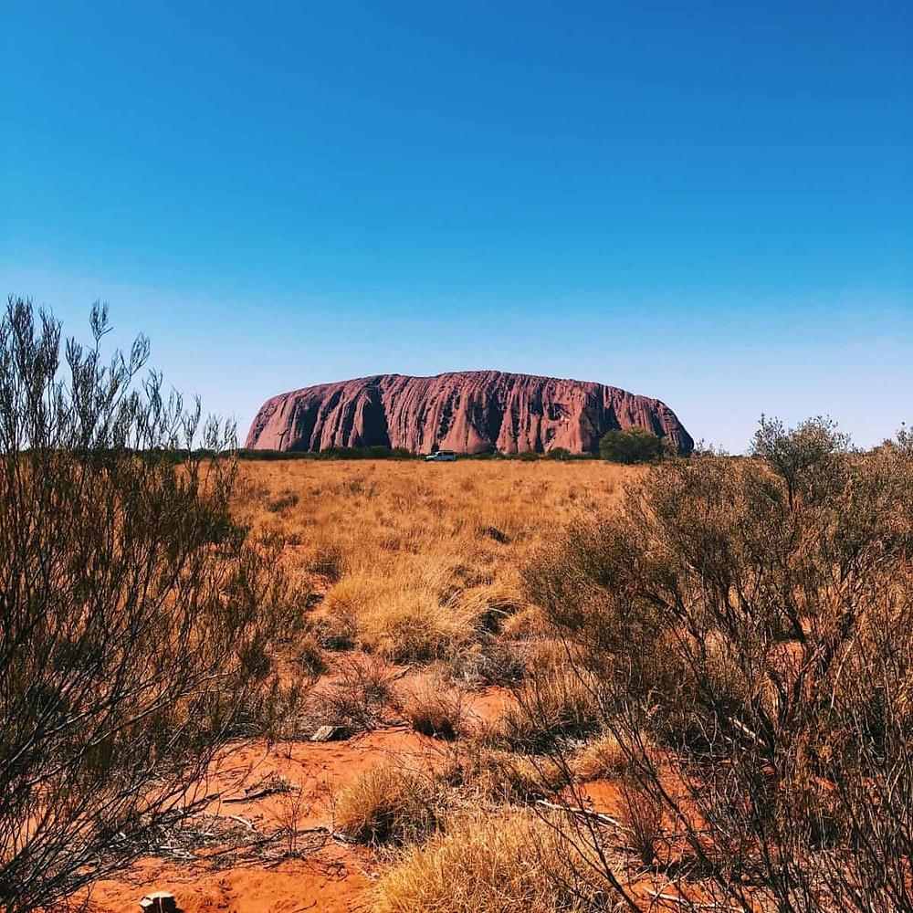 Uluru Kata Tijuta - earth chakras