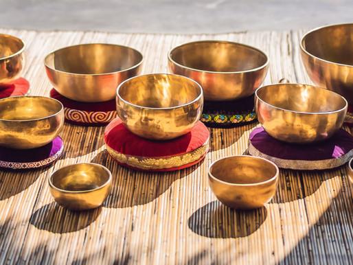 Comment faire sonner un bol chantant tibétain