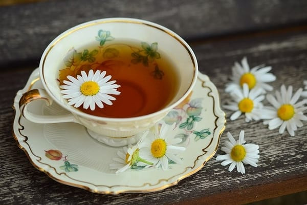 Chamomile tea to cure snoring