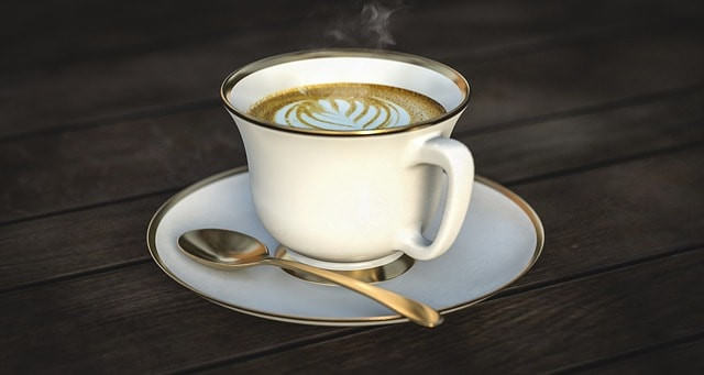 coffee, cup, cup of coffee