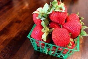 Opter pour la fraise