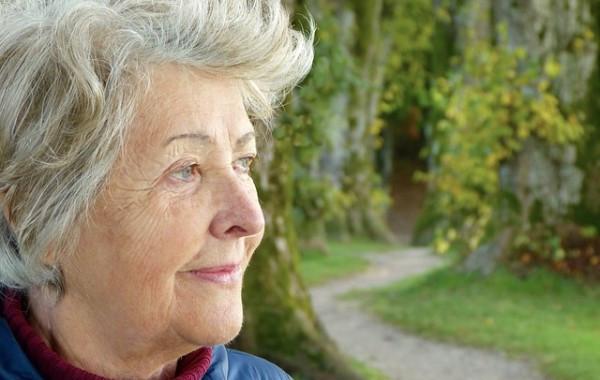 Femme d'un certain âge