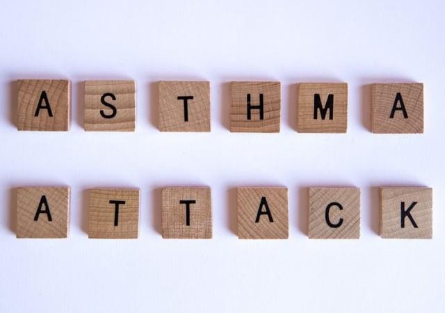 Traiter les crises d'asthme