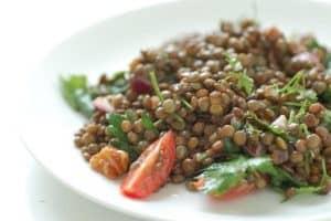 Lentilles aliment bénéfique pour la santé