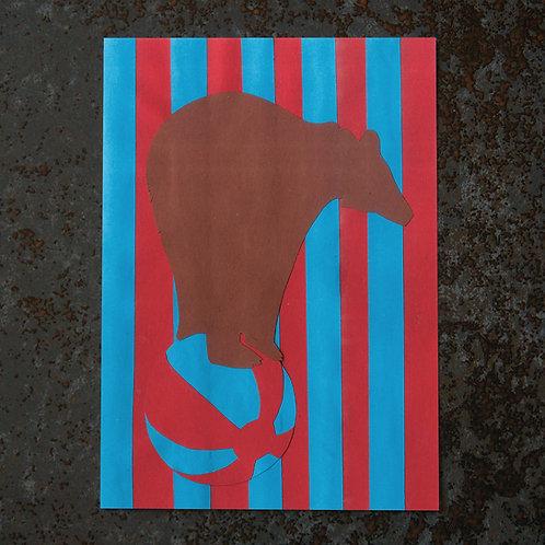 Carte A6 - Cirque