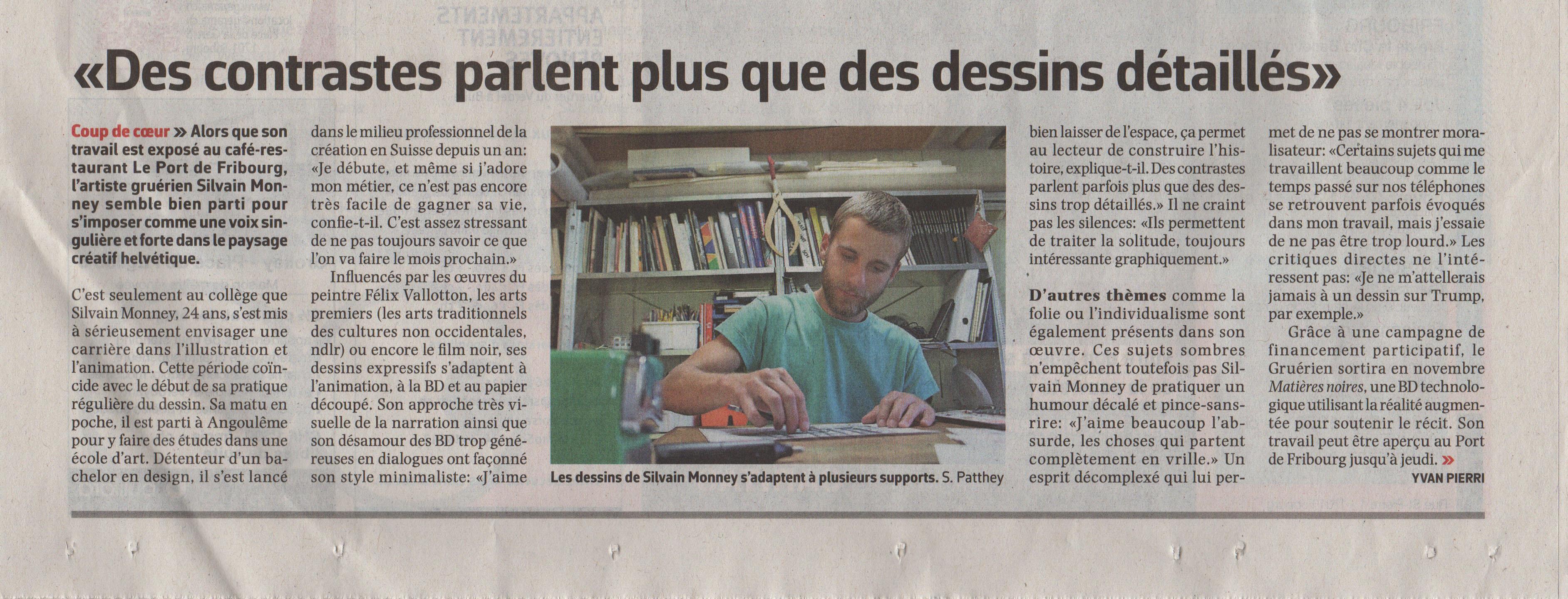 La Liberté - Page Jeunes