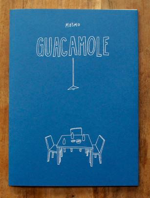 Guacamole - Couverture
