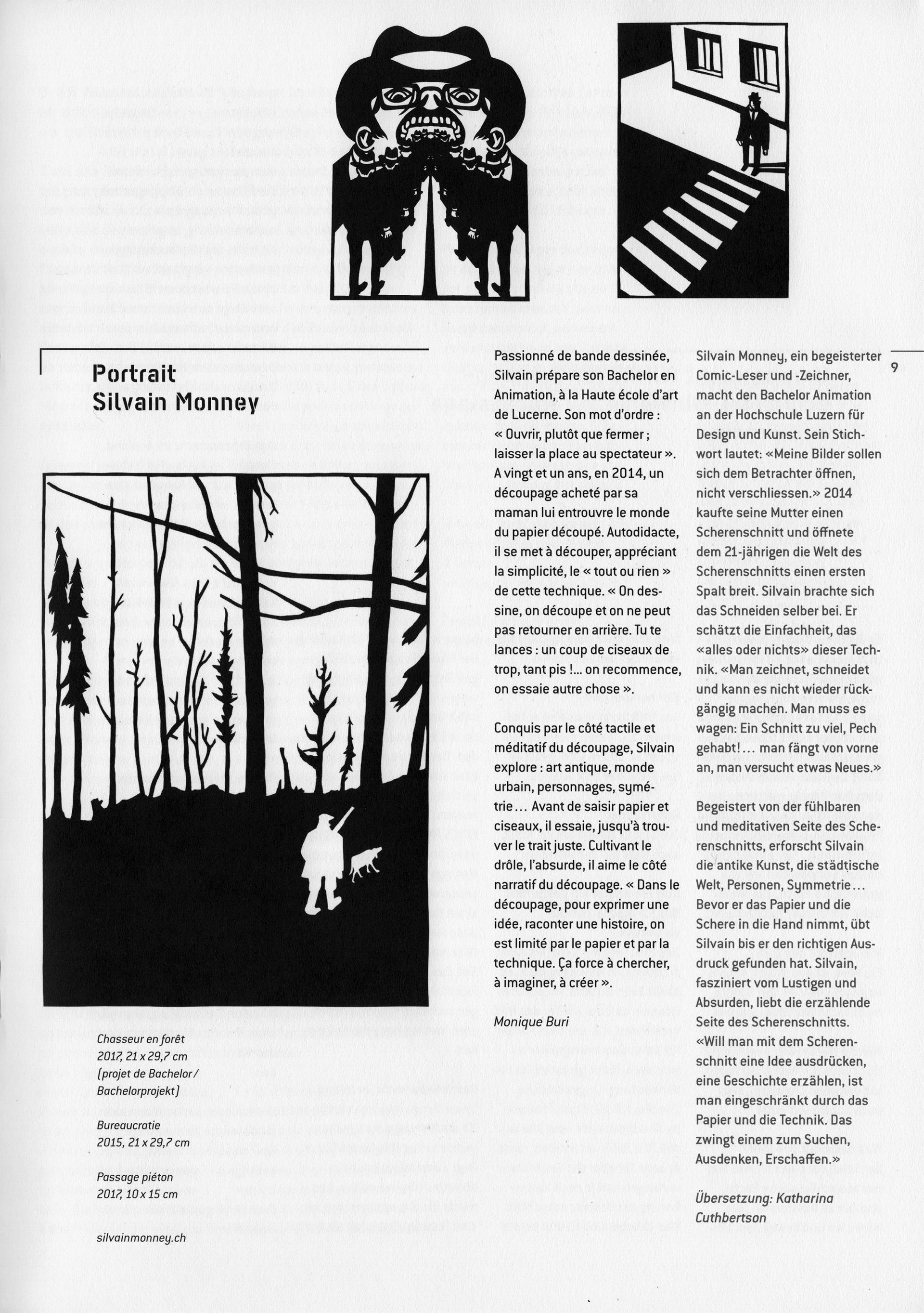 Schnittpunkt Magazine