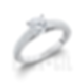 Elma Gil engagement ring