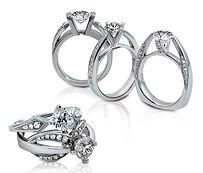 Sakamoto engagement rings