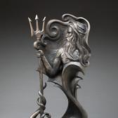 Poseidon And The Kraken