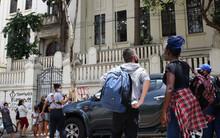 Professores registram 1.045 casos de covid-19 nas escolas de São Paulo.