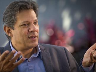 Haddad e França lideram pesquisa para governo de SP, à frente de Boulos e Alckmin