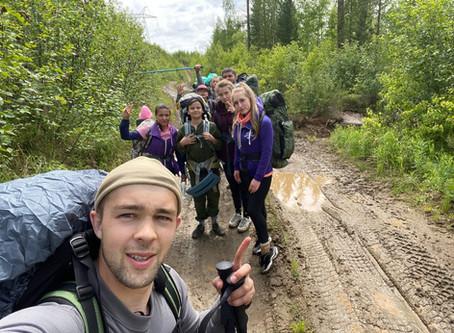 Подкаменная-Шаманка пешком и на велосипедах 6-7 июня - опыт удачный!
