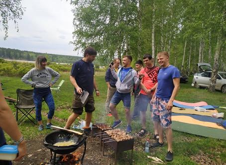 Подкова Иркута и гастропикник на Ангаре 23-24 мая состоялись на УРРРРА!