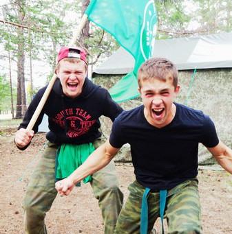 Летний лагерь КОЙОТ - победитель регионального конкурса