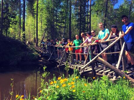 Фанпоход на Витязь 8-9 июня'19