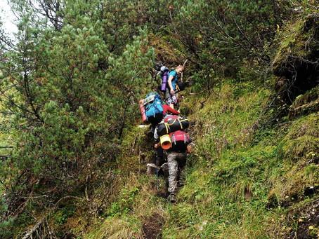 Восхождение на пик Бабха