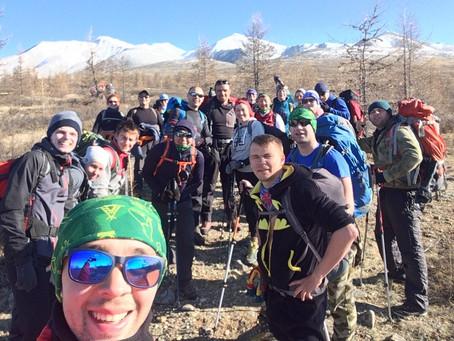 Мунку-Сардык 2019. Монголия