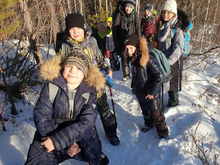 Большая Байкальская Тропа 3 января 2021