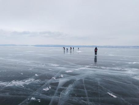 Ледовый переход по Малому Морю 23-24.02.19