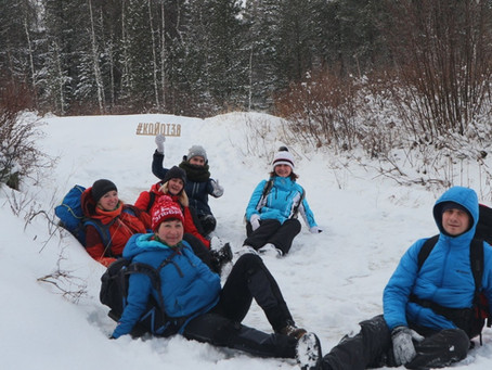 ШАРЫЖАЛГАЙ (КБЖД) и прелести зимнего похода