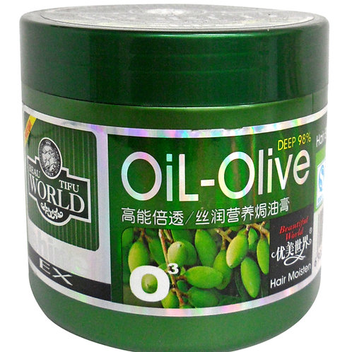 橄欖滋養焗油 Olive Oil Hair Moisturizer
