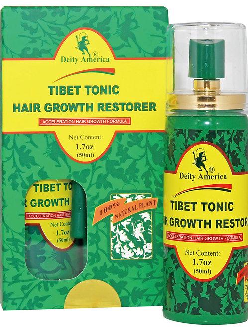 D/A Tibet Tonic Hair Growth Restorer 1.7 oz 髮神生髮液