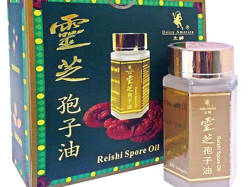 太神 靈芝孢子油   (Ling Zhi)  Reishi Spore Oil