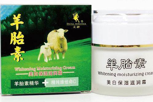 Deity America Whitening Moisturizing Cream 太神羊胎素保濕滋潤面霜