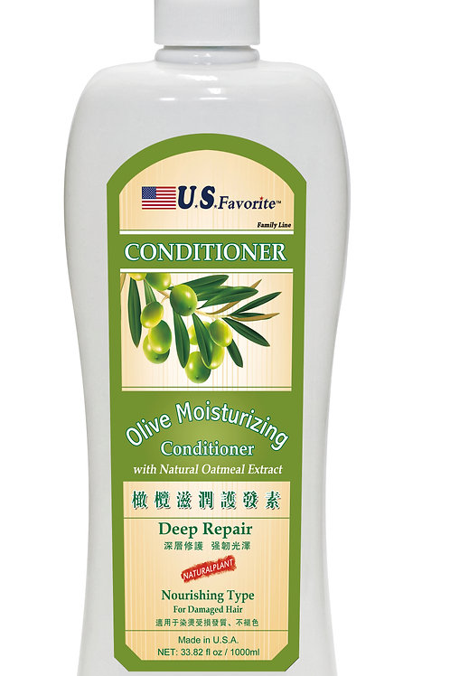 Olive Moisturizing Conditioner with Natural Oatmeal Extract