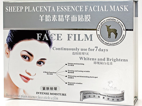 Sheep Placenta Essence Facial Mask