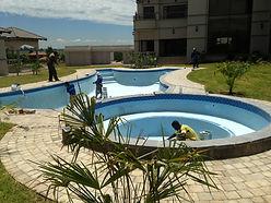 PC Pools swimming pool repairs, revamp, relines