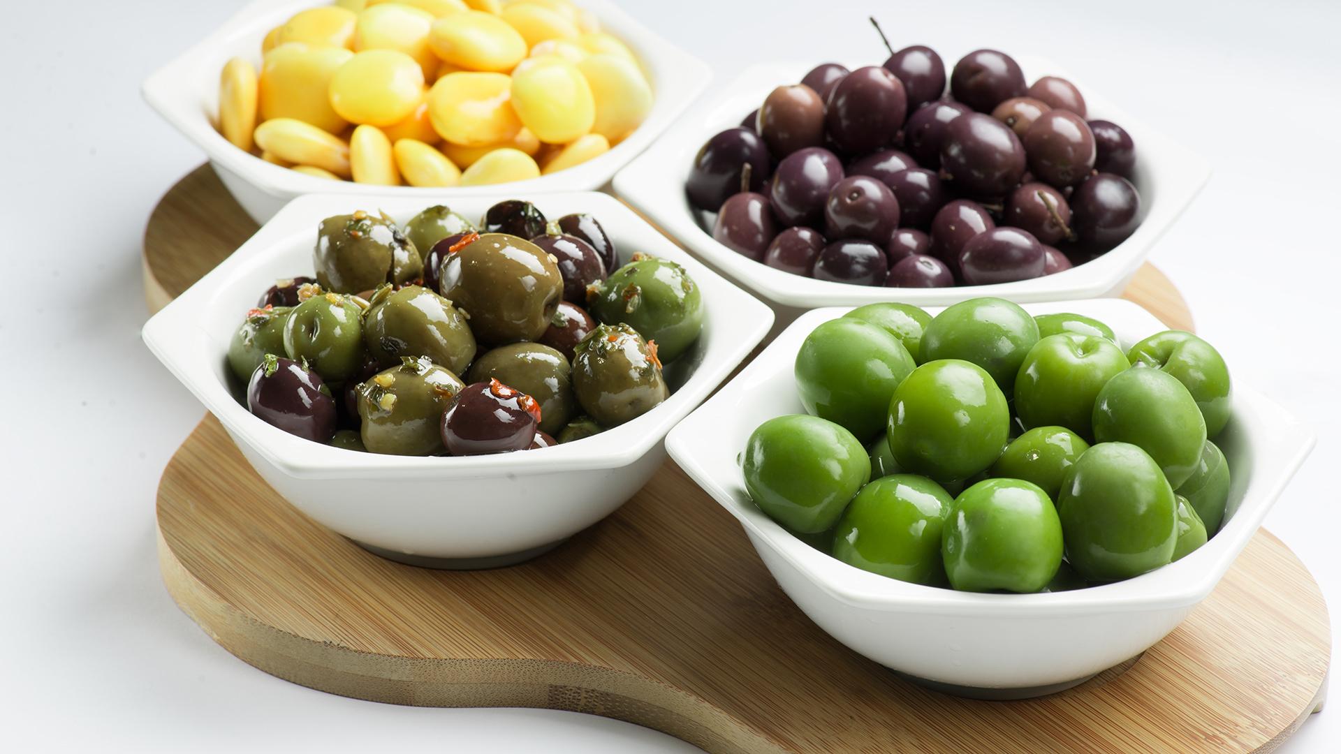 оливки из Испании без химии