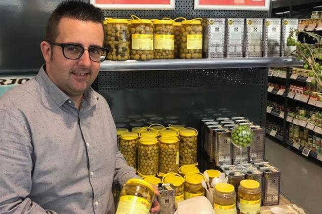 Sebastian Guerola / Себастьян Герола владелец семейной компании Герола