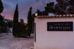 усадьба Almazara Deortegas