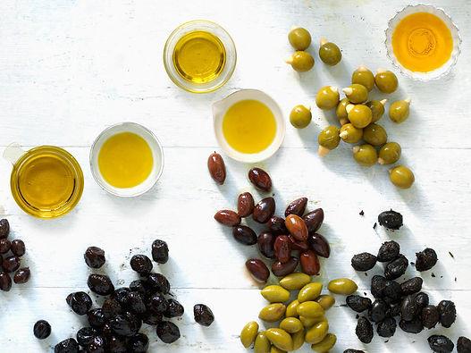 польза оливок оливас маркет
