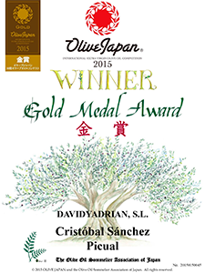 Золотая медаль Lasolana2