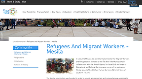 Mesila website.png