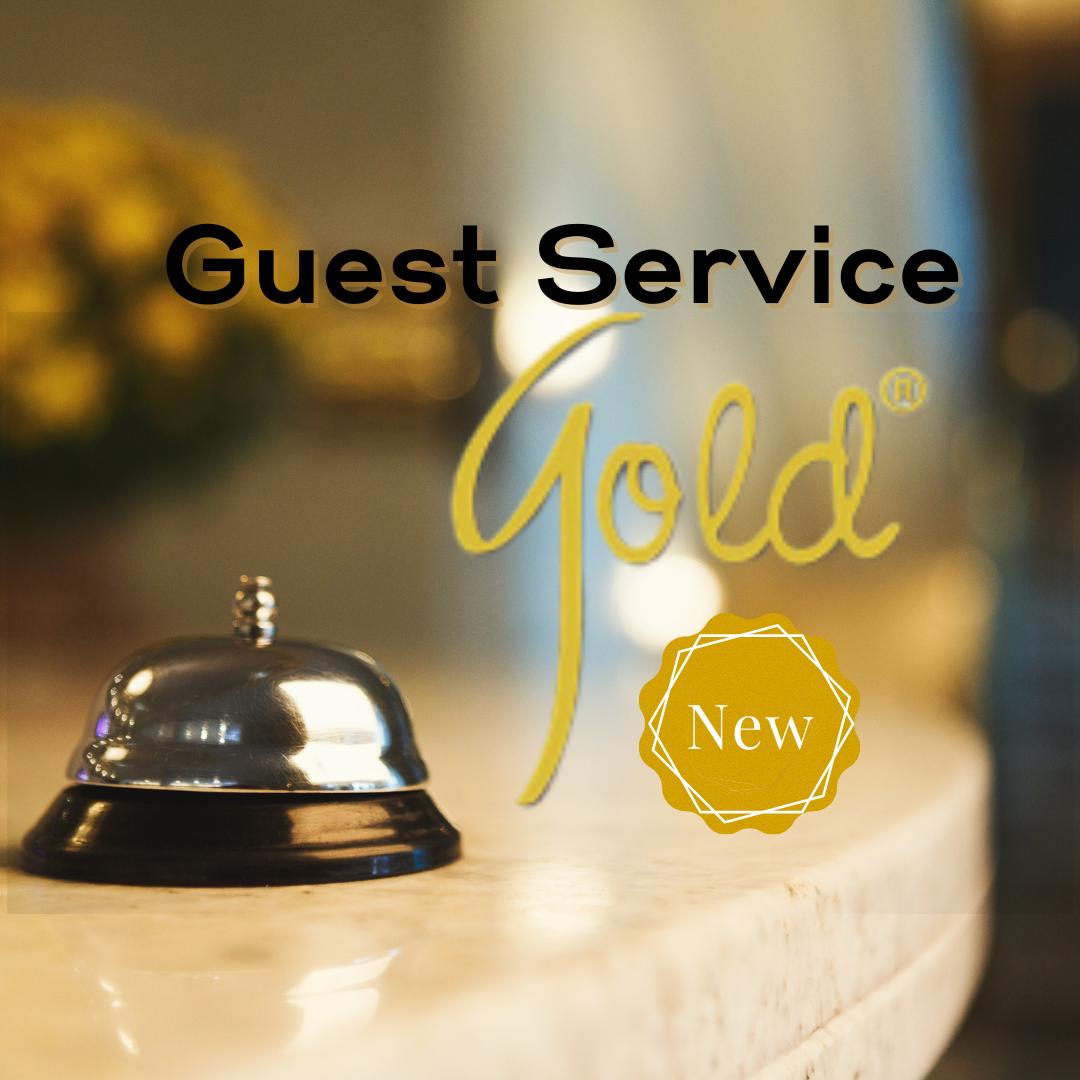 Guest Service Gold® certification - TEAM