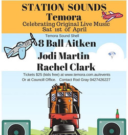 Looking forward to playing at this on the first of April!! Better get writing _)