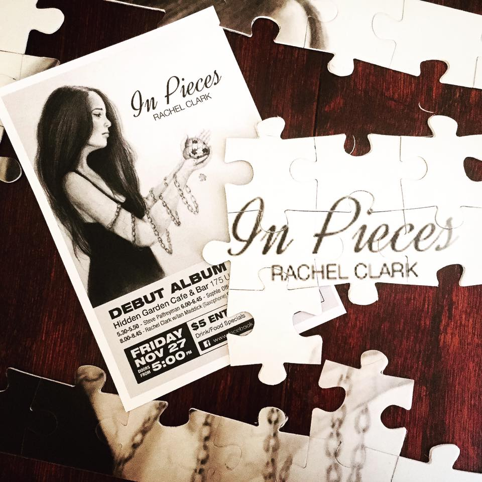 Album Flyer and Puzzle!
