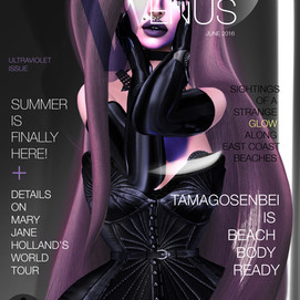 Venus Magazine Issue #4 – June 2016