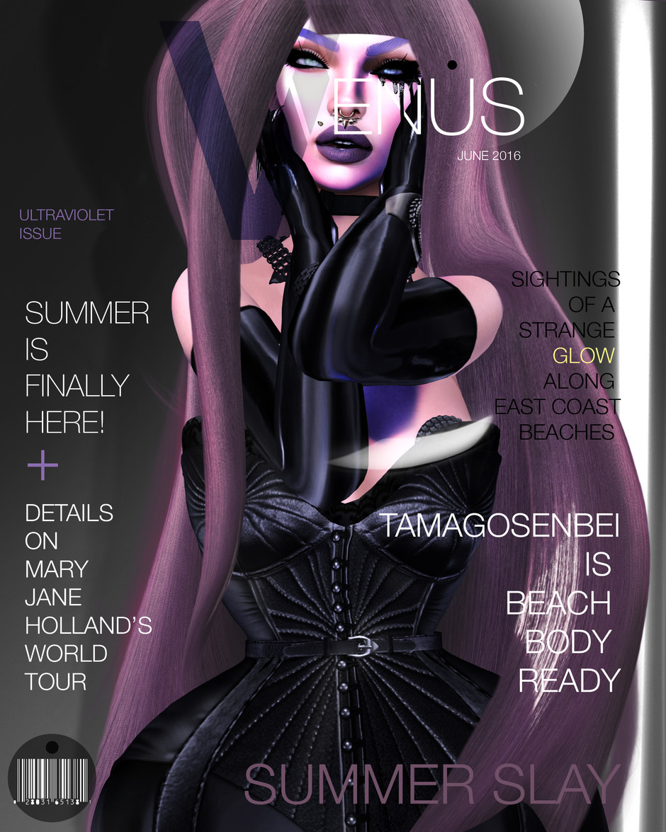 Venus Magazine Issue #4 – June 2016