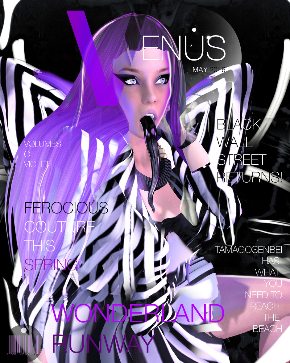 Venus Magazine Issue #3 – May 2016