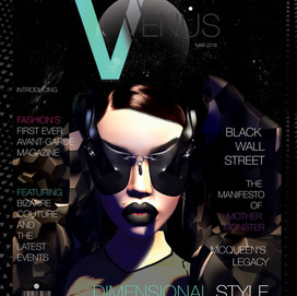 Venus Magazine Issue #1 – March 2016