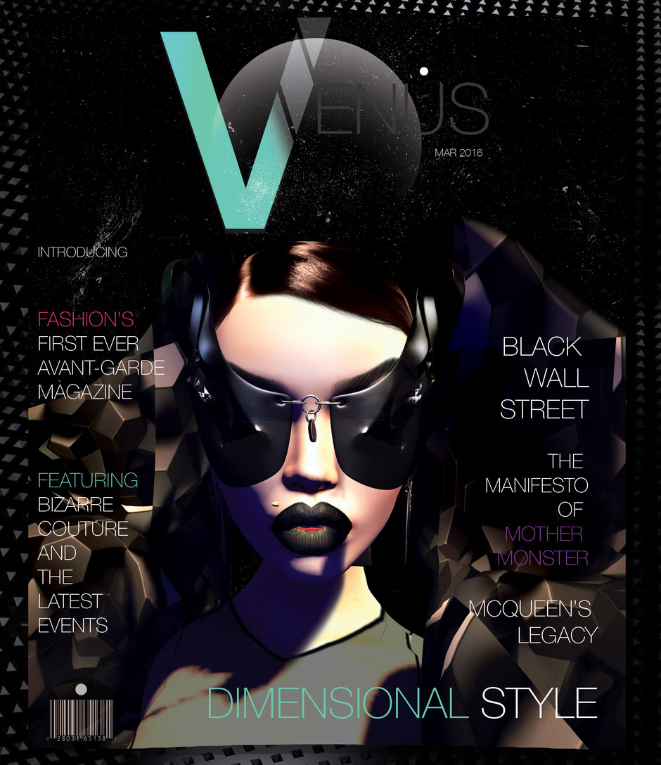 Venus Magazine Issue #1 – March 2016