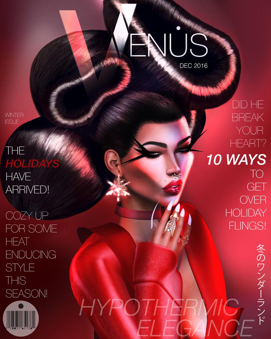 Venus Magazine Issue #10 - December 2016