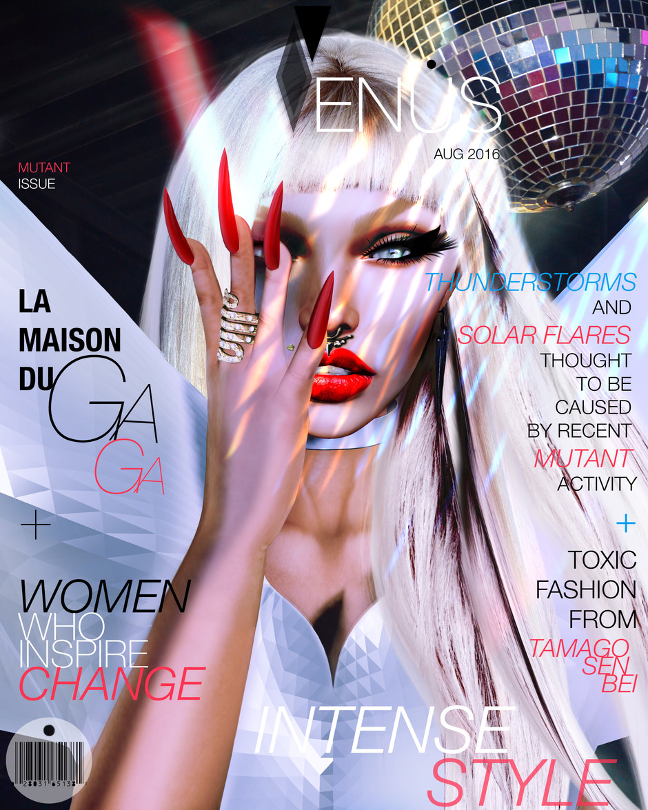 Venus Magazine Issue #6 – August 2016