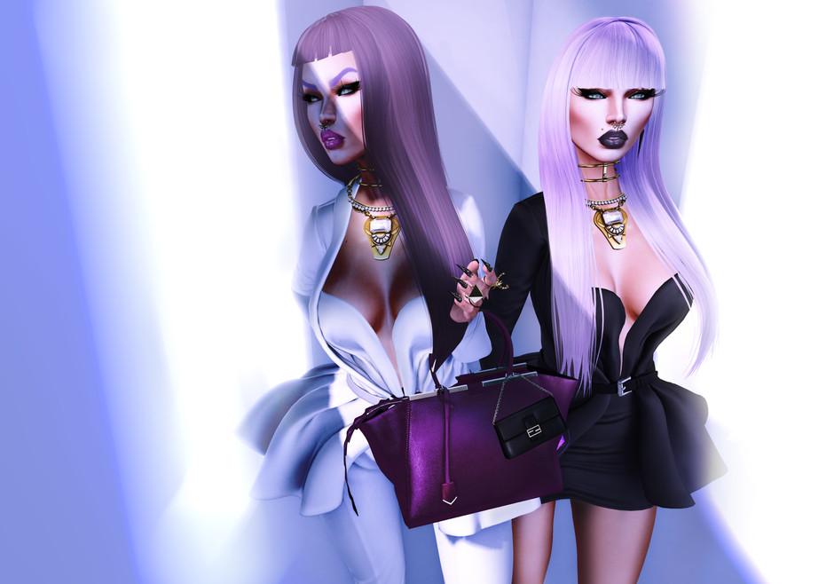 Quartz Sisters .